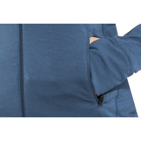 Icebreaker Fluid Zone - Chaqueta Mujer - azul